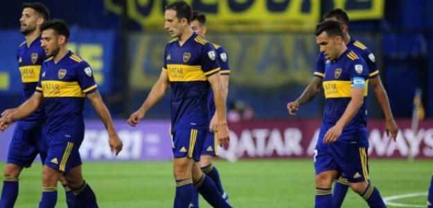 """El objetivo que Boca Juniors acelera tras la lesión de Salvio """"Foto: Olé"""""""