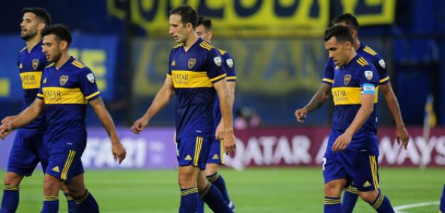 """Vendaval de salidas colombianas en Boca Juniors """"Foto: Marca"""""""