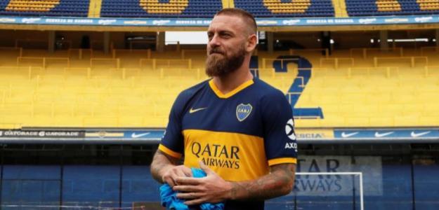 Boca Juniors renueva a Danielle De Rossi / Elcarin.com