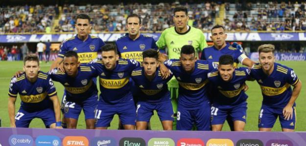 Boca Juniors le pone el ojo a otro delantero   FOTO: BOCA JUNIORS