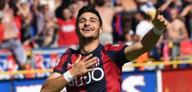 Riccardo Orsolini, revelación italiana, entra en los planes de la Juventus / Bologna FC