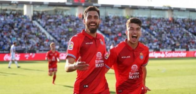 El RCD Espanyol da por perdido a Borja Iglesias / Espanyol