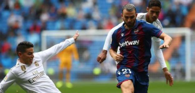 """Borja Mayoral ya tiene destino: un fleco le separa de su salida del Real Madrid """"Foto: El Bernabéu"""""""
