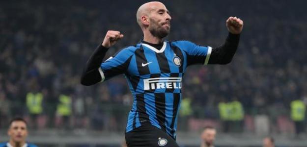 Borja Valero también seguirá en el Inter / Inter.it