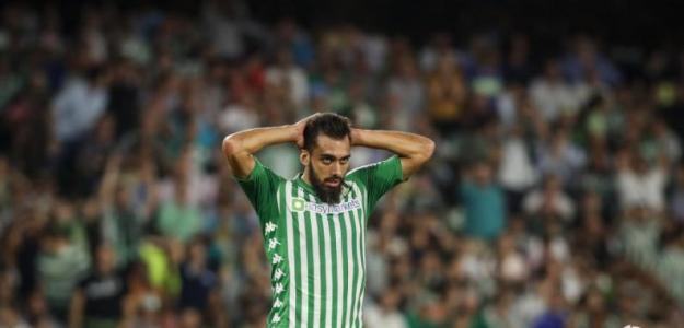 El gran fracaso del Betis con el fichaje de Borja Iglesias