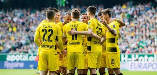 Borussia Dortmund. Foto: BVB