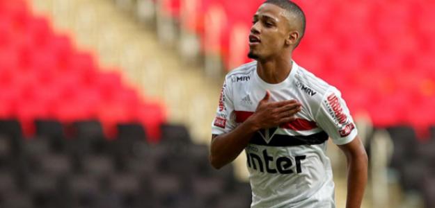 """El AC Milan avanza el fichaje de la última promesa brasileña """"Foto: Football Elements"""""""