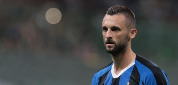 El Milan quiere a un Brozovic descartado por Conte en el Inter