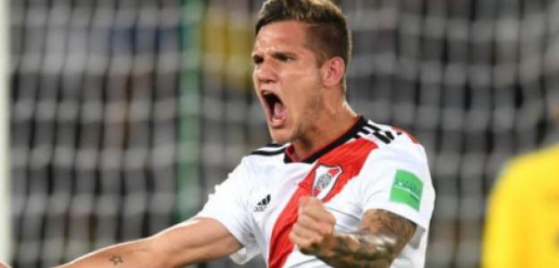 """El recambio a corto plazo de Nacho Fernández en River Plate """"Foto: Bolavip.com"""""""