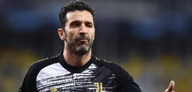 Buffon da pistas sobre su futuro. Foto: calcionews24.com