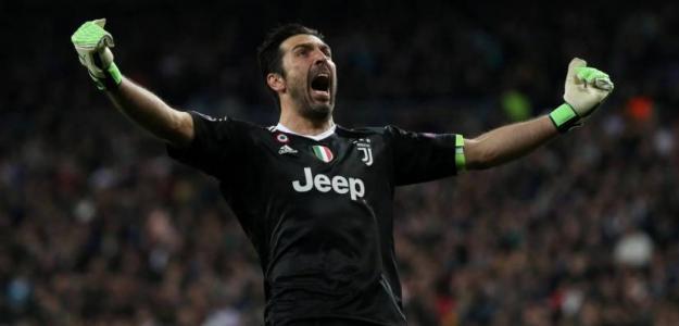 Gianluigi Buffon cerca de volver a la Juventus / Marca