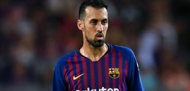 """Sergio Busquets ya no es futbolista para el FC Barcelona """"Foto: El Desmarque"""""""