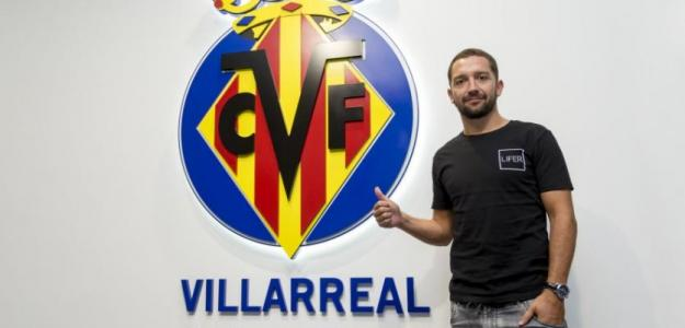 Iturra / Villarreal CF.