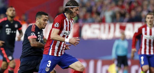 Filipe Luis / Atlético de Madrid.