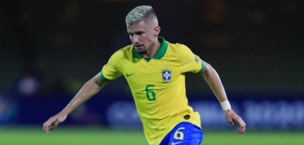 ¿Cómo juega Caio Henrique, el nuevo refuerzo del Cholo?    FOTO: BRASIL