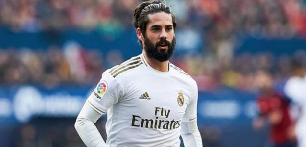 El callejón sin salida de Isco en el Real Madrid