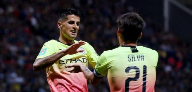 La incomprensible suplencia de Joao Cancelo en el Manchester City