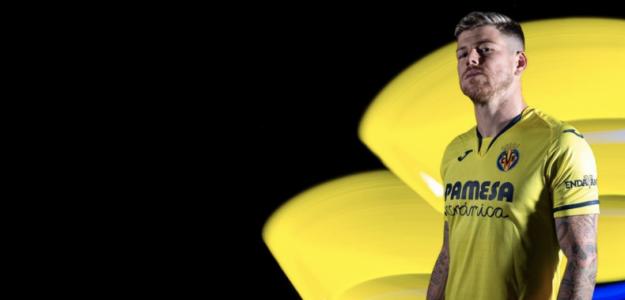 Alberto Moreno, nuevo jugador del Villarreal / Villarreal