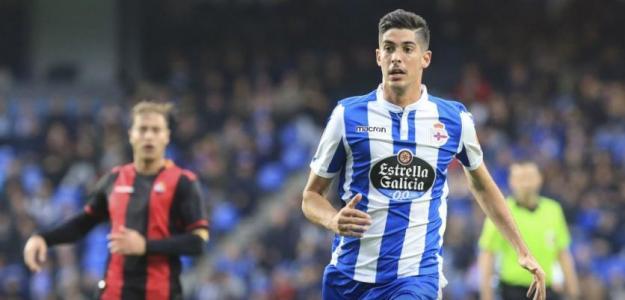 Los goles de Carlos Fernández llaman la atención del Sevilla FC / Deportivo de la Coruña