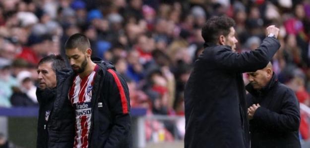 Carrasco y el Atlético quieren mantener el idilio.