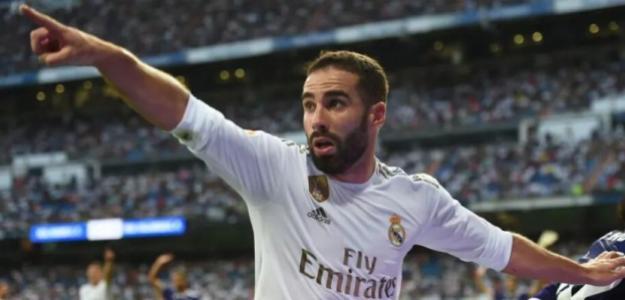 El lateral derecho, un quebradero de cabeza para el Real Madrid