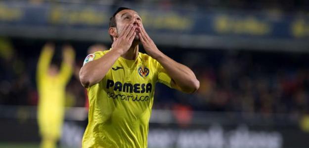 Cazorla no deja nada claro su futuro en Villarreal / Eldesmarque.com