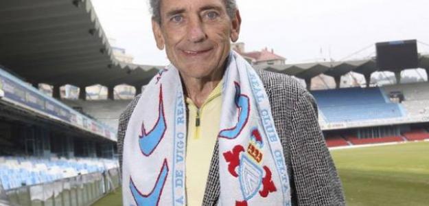 Carlos Mouriño, presidente del Celta / Sport Ball