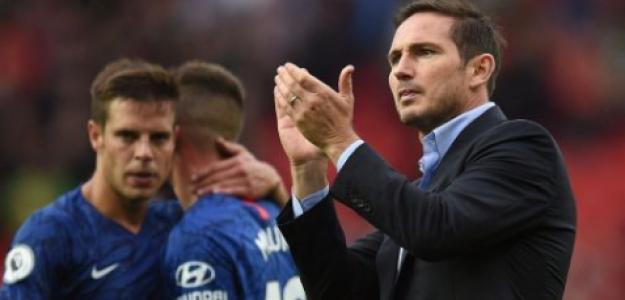 """Los severos problemas de juego del Chelsea de Frank Lampard """"Foto: CFC"""""""