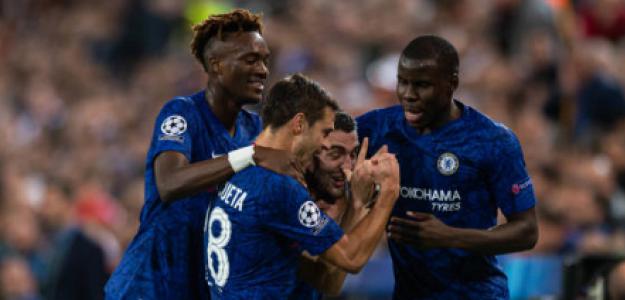 """""""Los movimientos del Chelsea este verano. Foto: Getty Images"""""""