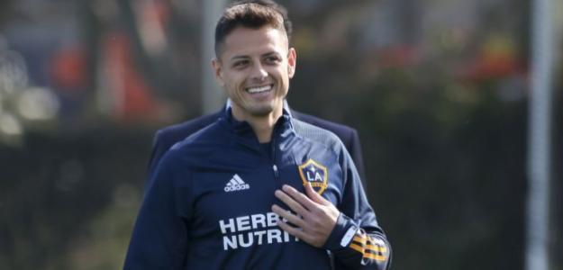 Chicharito no termina de arrancar en la MLS