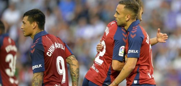 La primera ofensiva del Atlético por Chimy Ávila