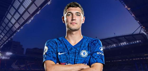 Christensen recupera la importancia en el Chelsea / Skysports.com