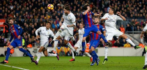 Fotografía de un Clásico de años anteriores / Real Madrid