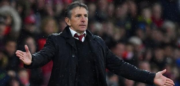Claude Puel, ex entrenador del Leicester. Foto: Teamtalk.com
