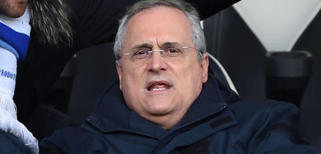 Claudio Lotito. Foto: Skysports