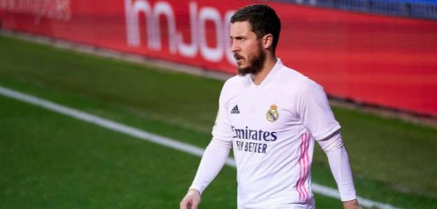 La condición de Ancelotti a Hazard para recuperar su sitio en el Madrid