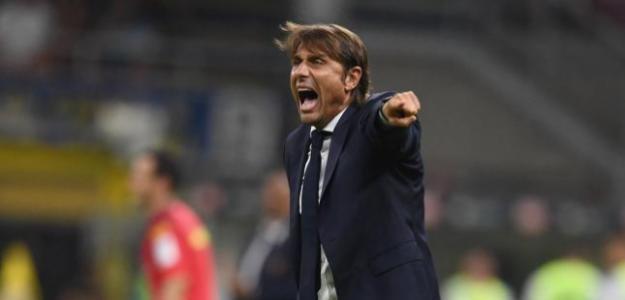 Nueva polémica entre Conte y el Inter a costa de un fichaje