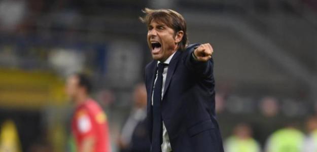 Antonio Conte y un título para la historia del Inter
