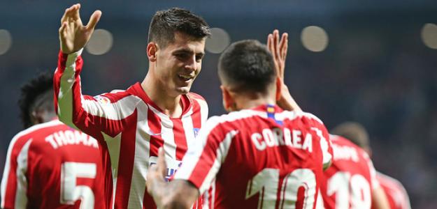 """La mejor decisión reciente del Atlético de Madrid """"Foto: Atleti"""""""