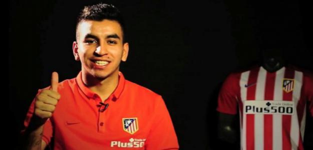Correa quiere marcharse del Atlético / Atleticodemadrid.com