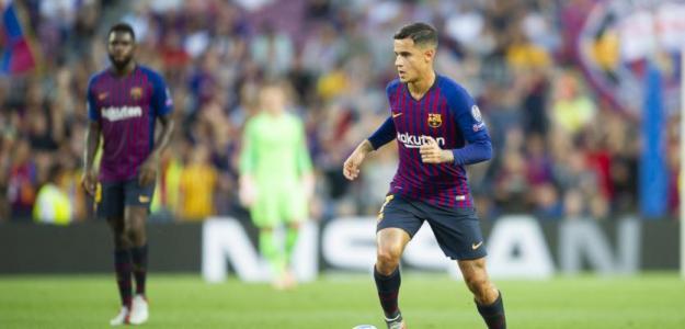 Philippe Coutinho todavía puede deslumbrar al Camp Nou / FC Barcelona