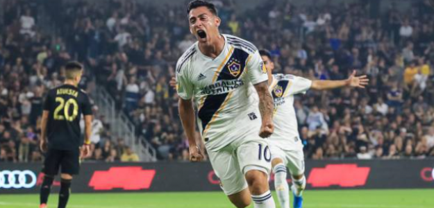 """Oferta formal por la salida de Cristian Pavón """"Foto: MLS"""""""