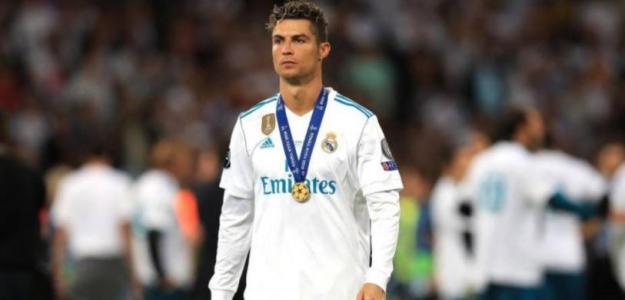 """Fichajes Real Madrid: Cristiano Ronaldo irrumpe de nuevo en escena """"Foto: Depor.com"""""""