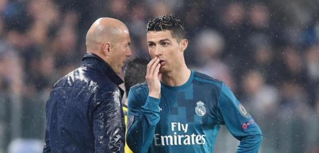 El Marsella quiere a Zinedine Zidane y Cristiano Ronaldo
