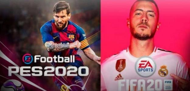 ¿Cuándo FIFA hundió a PES? Foto: AS