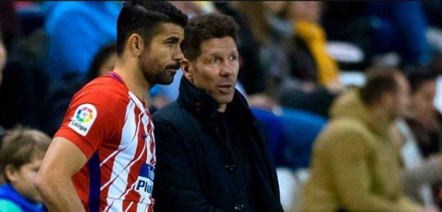 Cuatro delanteros perfectos para sustituir a Diego Costa en el Atlético / Rtve.es