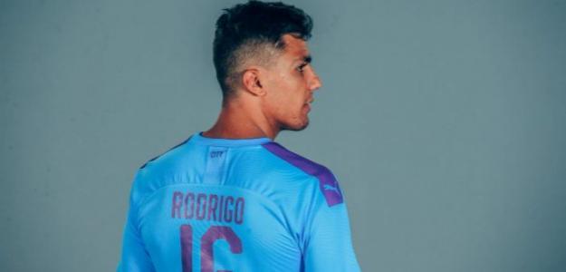 Rodrigo Hernández, el mediocentro ideal para el Manchester City (MCFC)