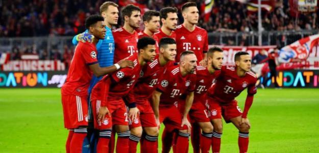 El once que ha sacado Kovac ante el Liverpool (Bayern de Múnich)
