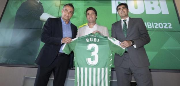 Rubi explica por qué cambió el RCD Espanyol por el Real Betis (RBB)