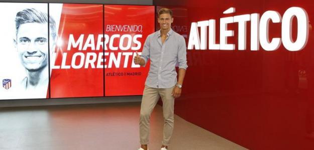El Atlético de Madrid el mejor sitio posible para Marcos Llorente (ATM)